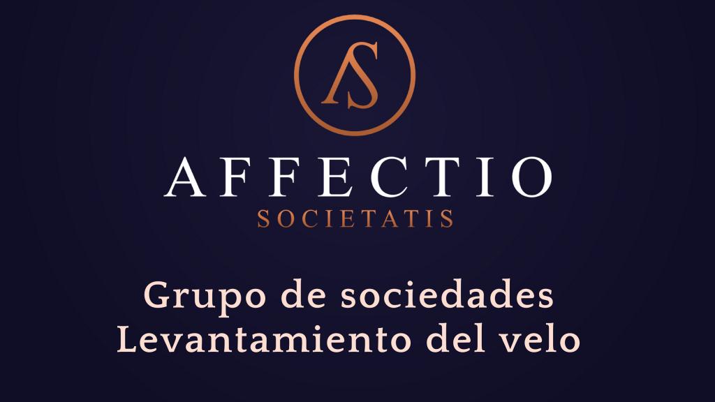 Grupo sociedades y velo