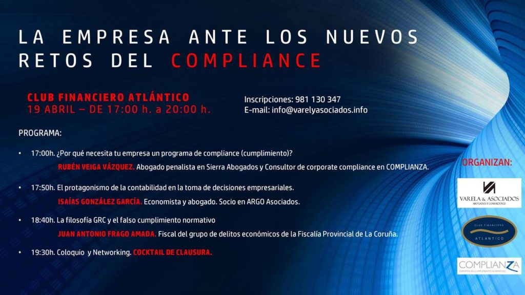 Jornada compliance club financiero
